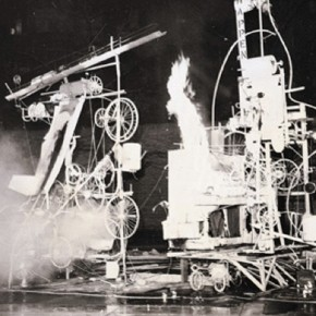 Machines Fall Apart: Failure in Art and Technology