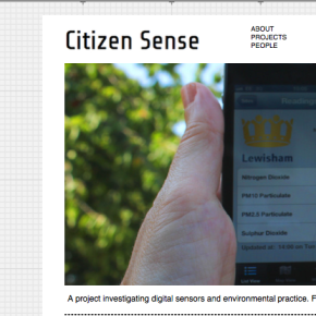 Citizen Sense Online